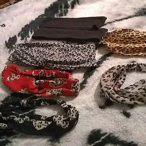 7 headbands